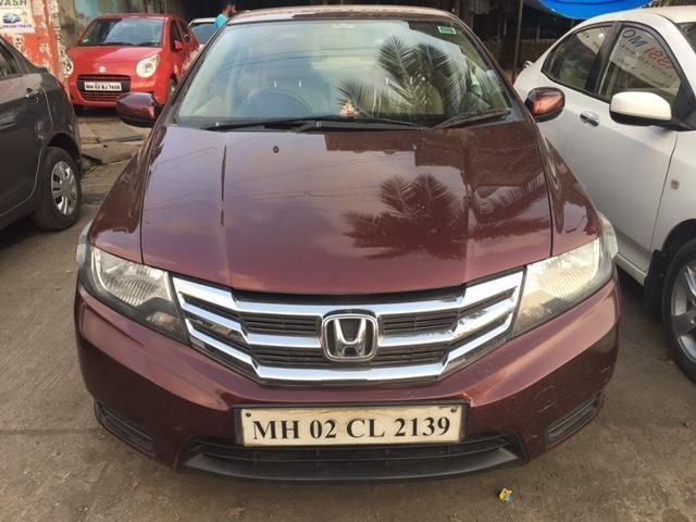 Honda City 1.5 E MT 2012