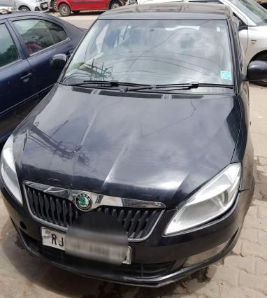 Skoda Fabia 1.2 TDI ACTIVE PLUS 2014
