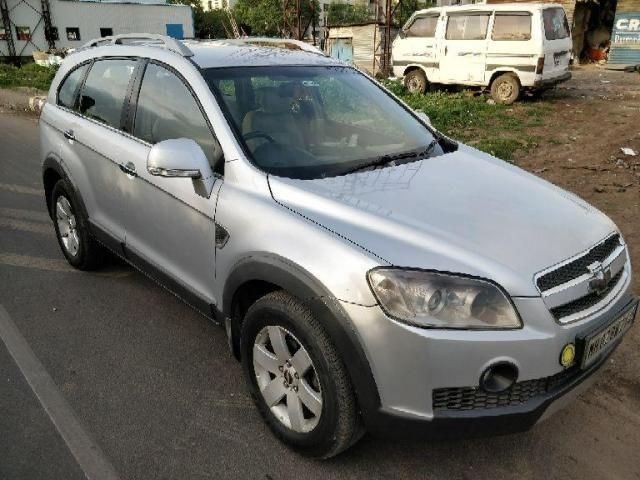 Chevrolet Captiva 2.2 AT AWD 2010