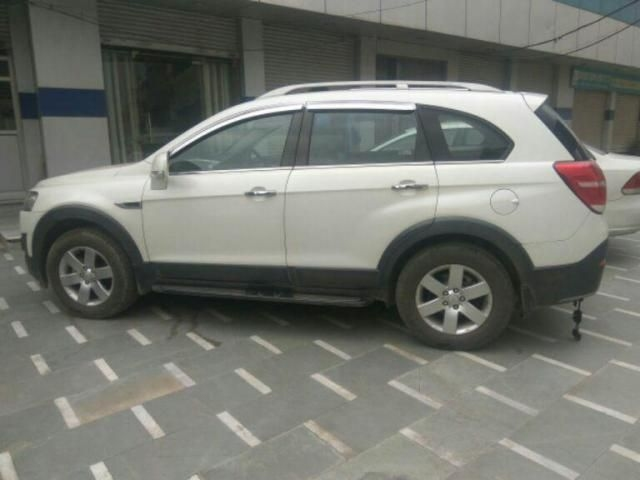Chevrolet Captiva LTZ 2.2 AT 4WD 2014
