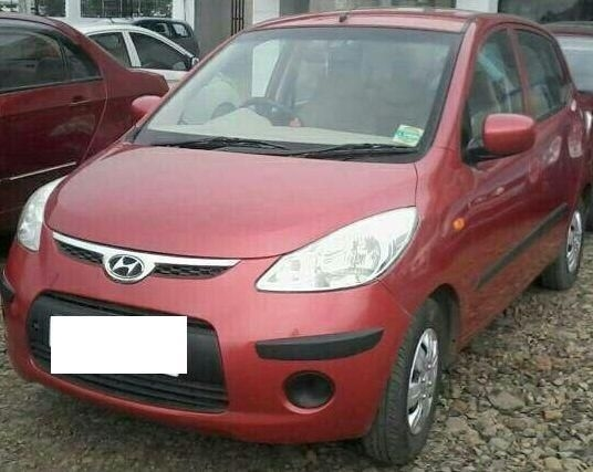 Hyundai i10 Asta 1.2 AT With Sunroof 2009