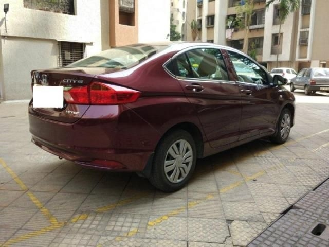 Honda City 1.5 E MT 2015