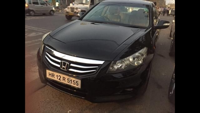 Honda Accord 2.4 Elegance 2011