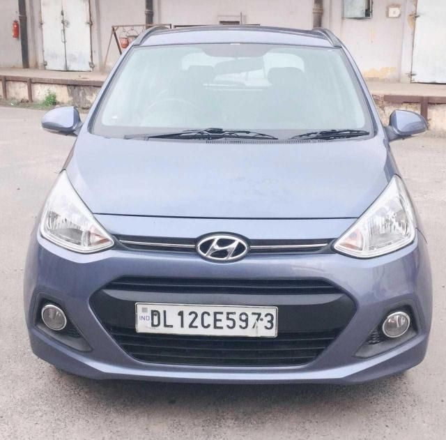 Hyundai Grand i10 Asta Option 2013