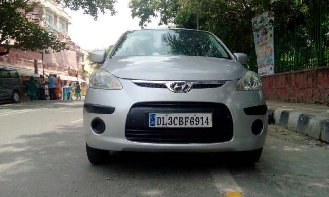 Hyundai i10 Sportz AT 2009