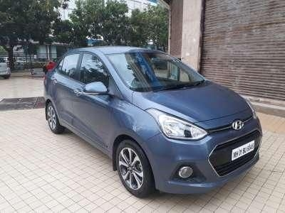 Hyundai Xcent S AT 1.2 2014