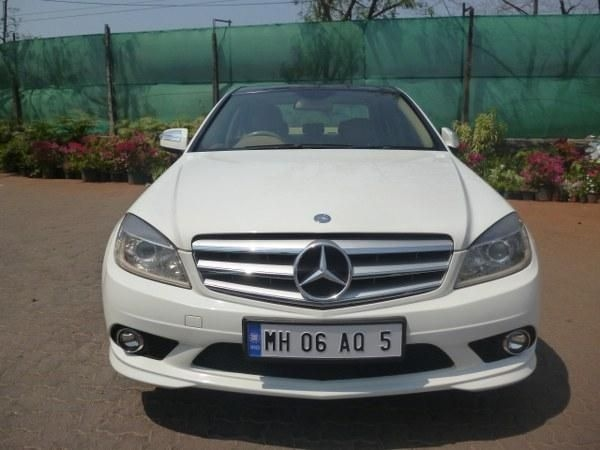 Mercedes-Benz C-Class 220 CDI AT 2008