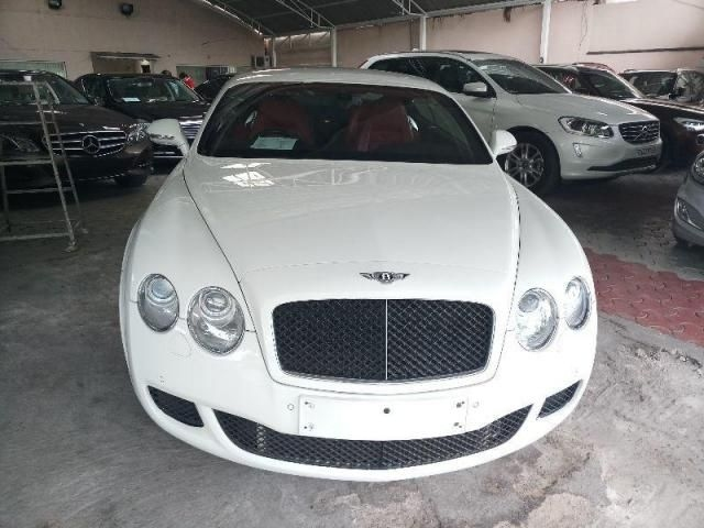 Bentley Continental GT Coupe 2010