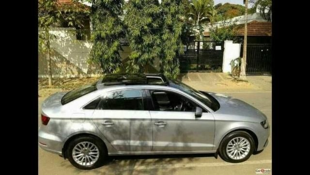 Audi A3 35 TDI Premium Plus + Sunroof 2014
