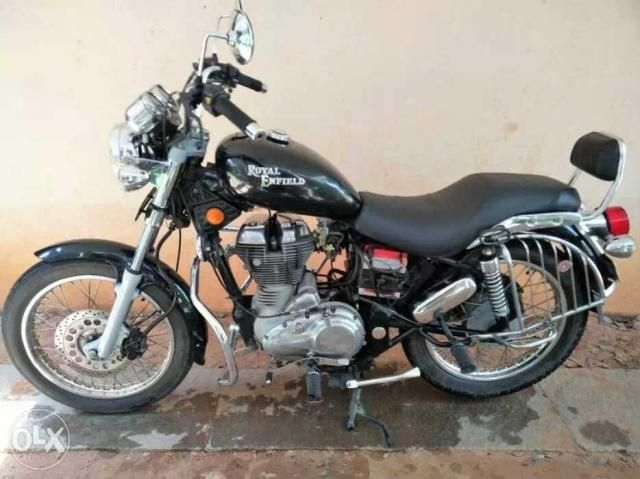 Royal Enfield Thunderbird 350cc 2011