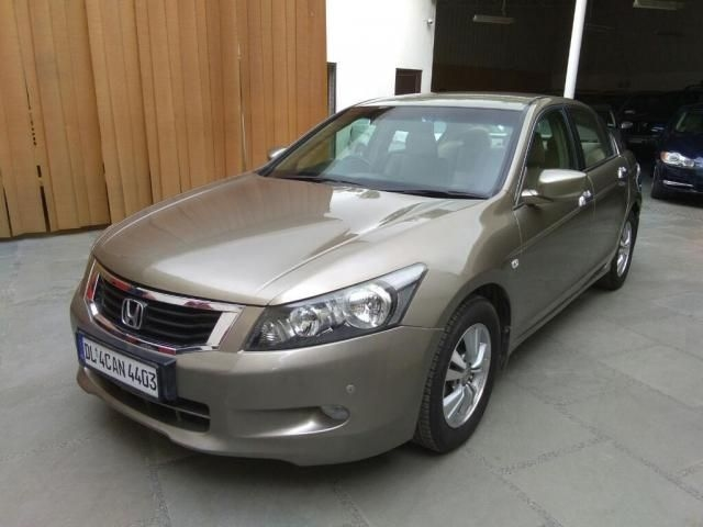 Honda Accord 2.4 AT 2011
