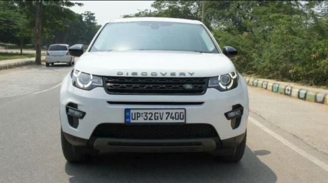 Land Rover Discovery Sport SE 7-Seater 2016