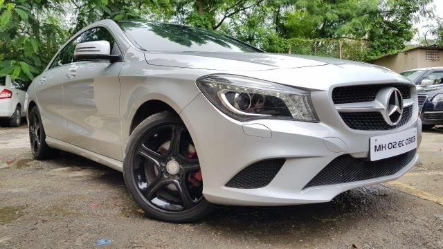 Mercedes-Benz CLA 200 CDI Style 2016