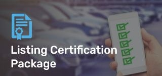 Listing Certification Package