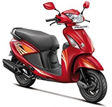 110cc Scooters