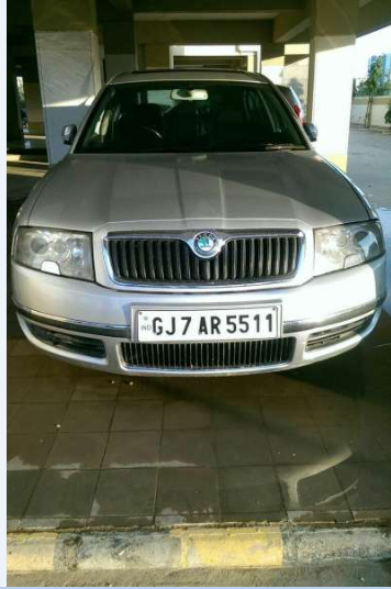 Skoda Superb 2.5 TDI 2007