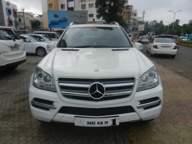 Mercedes-Benz GL 350 CDI BLUE EFFICIENCY 2011