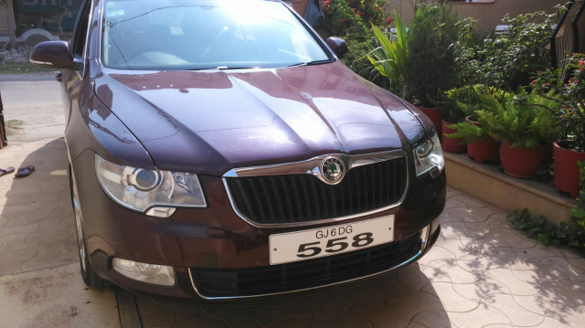 SKODA SUPERB Ambition 2.0 TDI CR AT 2009