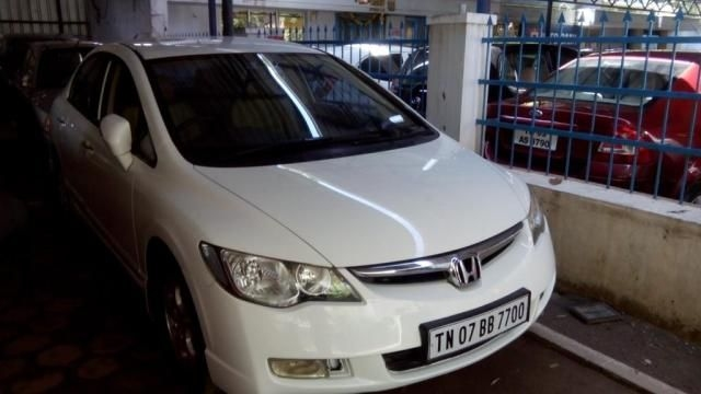 Honda Civic 1.8 V AT 2007