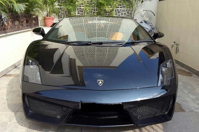 Lamborghini Gallardo INDIA LTD EDITION LP 550 2 2014