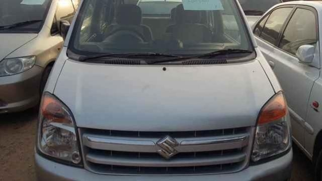 Maruti Suzuki Wagon R LXi Minor 2007