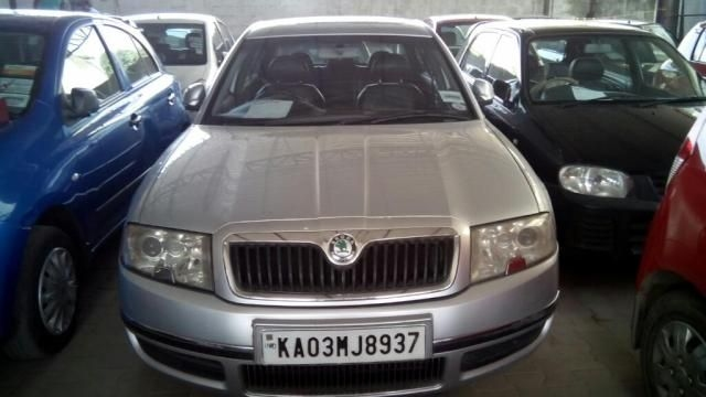 Skoda Superb Ambition 2.0 TDI CR AT 2008