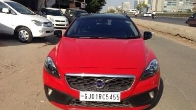 Volvo V40 Cross Country D32013