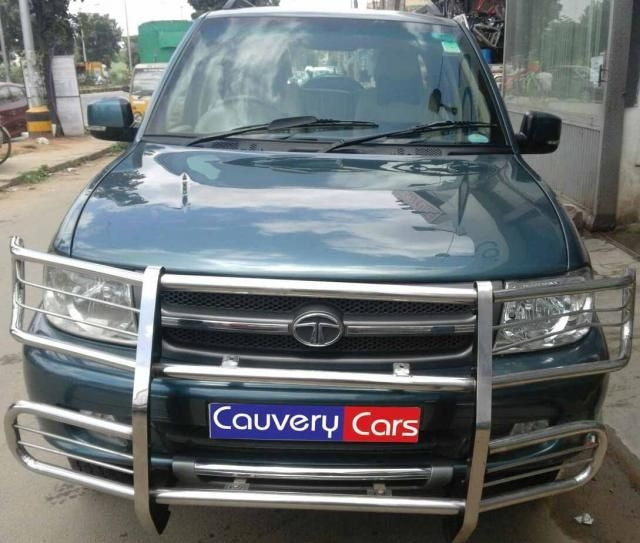 Tata Safari 4X4 EX DICOR BS IV 2010