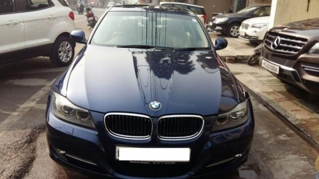 BMW 3 Series 320 D HIGHLINE 2011