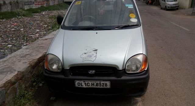 Hyundai Santro GS ZIP PLUS 2002