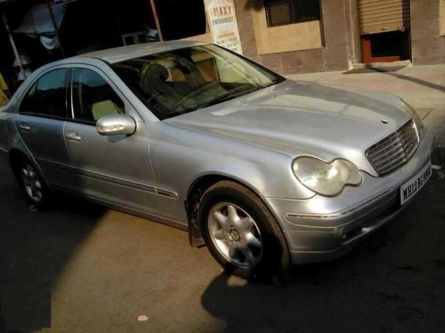 Mercedes-Benz C-Class 180 ELEGANCE AT 2002