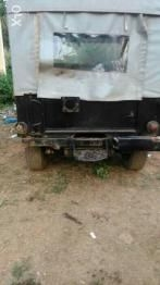 Mahindra Jeep MM 540 1993