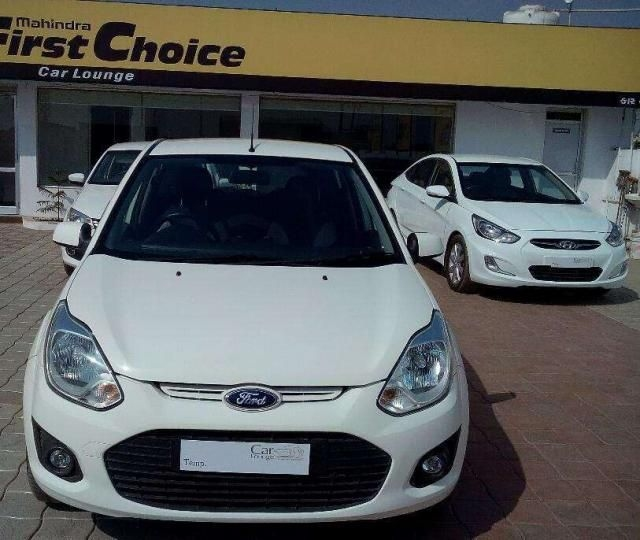 Ford Figo LXI DURATEC 1.2 2011