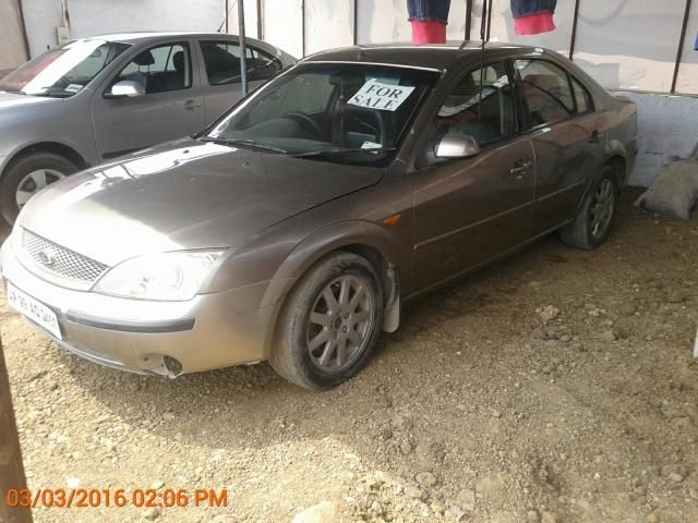 Ford Mondeo Duratec HE 2002