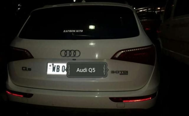 Audi Q5 Quattro Technology Pack 2010