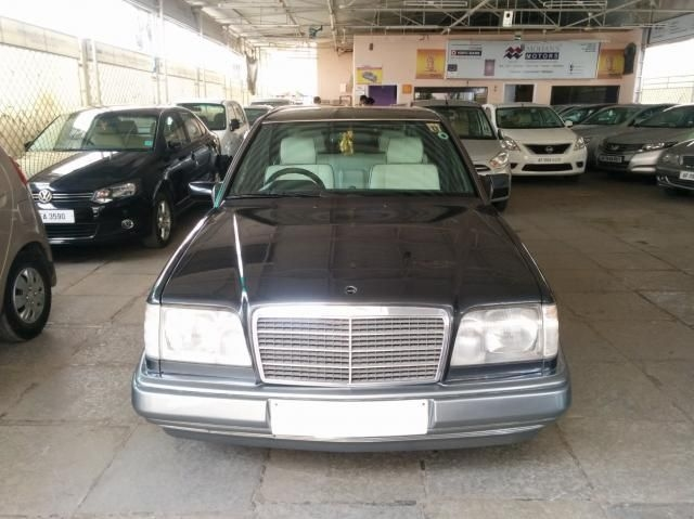 Used 1997 mercedes benz e class premium super car for for Used mercedes benz in hyderabad