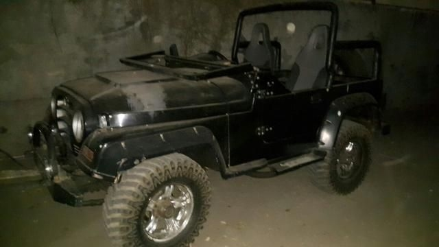 Mahindra Jeep CJ 340 1993