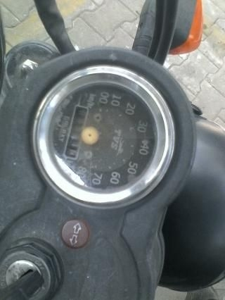 TVS Heavy Duty Super XL 70cc 2008