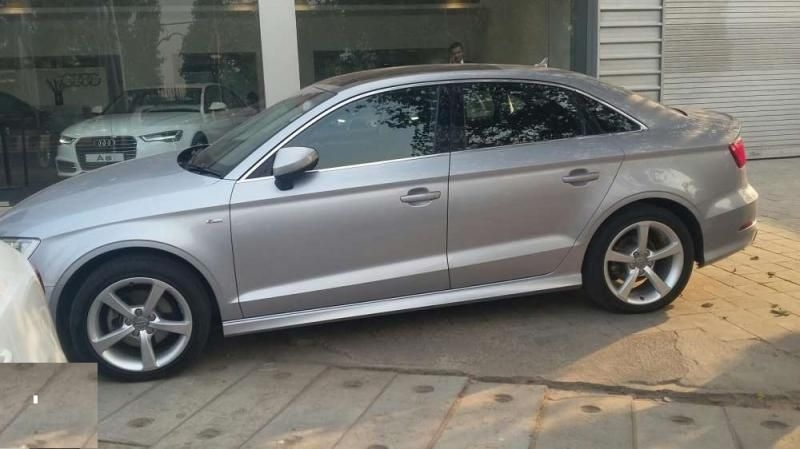 Audi A3 35TDI Attraction 2015
