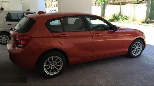 BMW 1 Series 118D HATCHBACK 2014