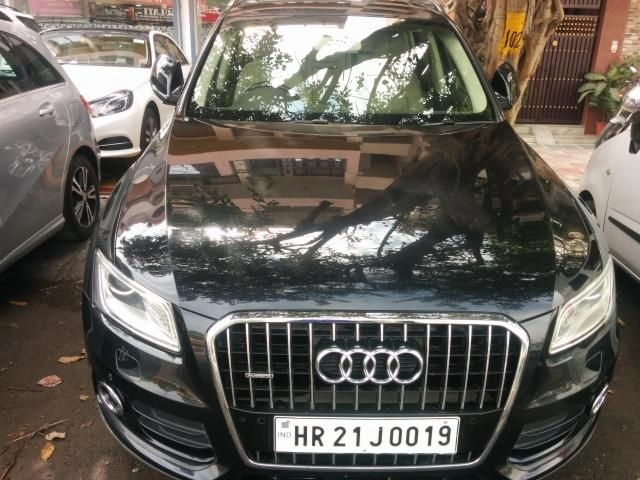 Audi Q5 2.0 TFSI TECHNOLOGY PACK 2014