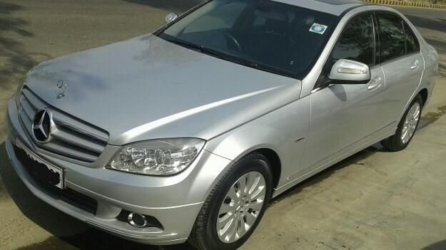 Mercedes-Benz C-Class 220 BlueEfficiency 2008