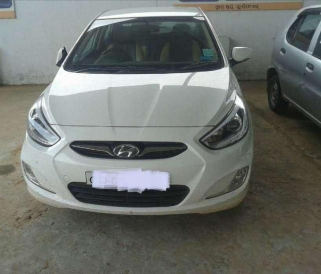 Hyundai Verna SX AT 2013
