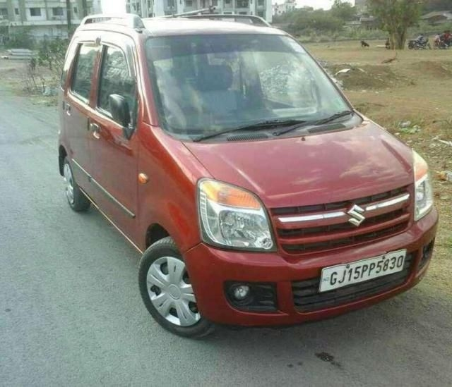 Maruti Suzuki Wagon R LXi Minor 2009