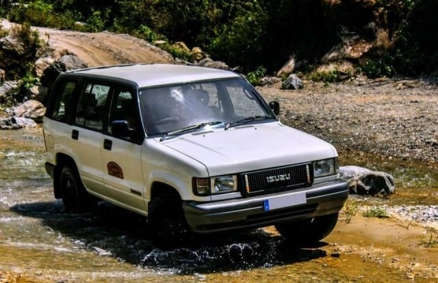 Isuzu Trooper 4X4 MT 1994