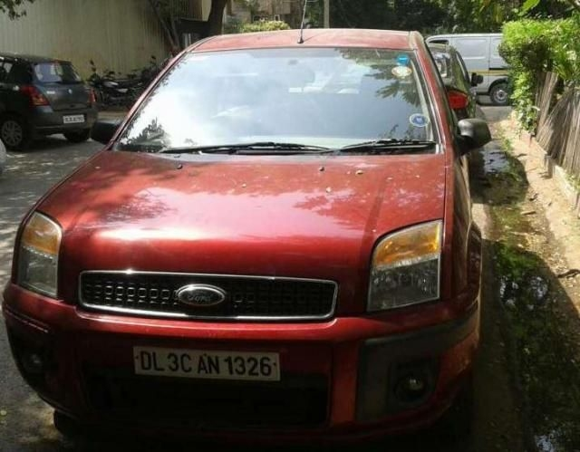 Ford Fusion Plus Petrol 2008