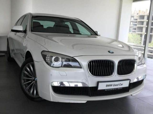 BMW 7 Series 730Ld 2011