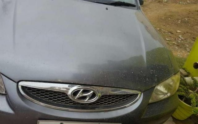 Hyundai Accent CNG 2011