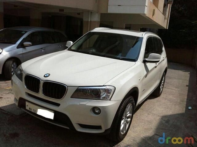 BMW X3 xDrive 20d Expedition 2011