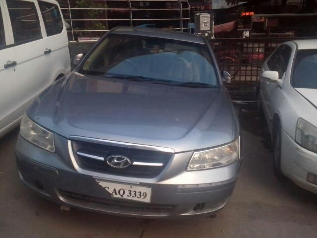 Hyundai Sonata 2.4 GDi AT 2005